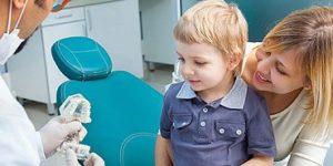 Dentiste pour enfants
